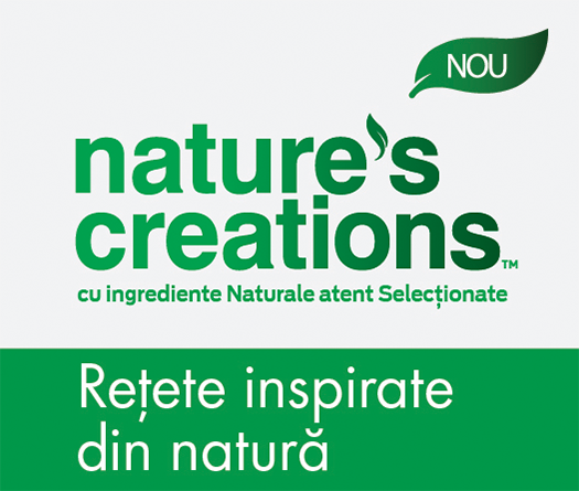 Logo Purina Gourmet Nature's Creations