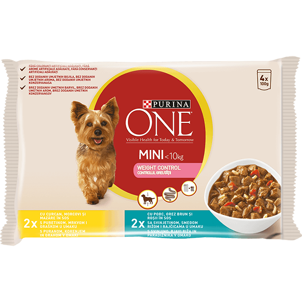 Purina One Mini WEIGHT CONTROL Multipack