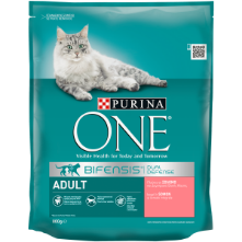 PURINA ONE Adult cu Somon