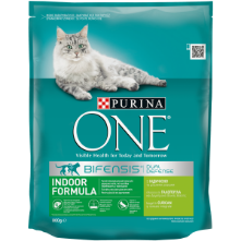 PURINA ONE Indoor cu Curcan